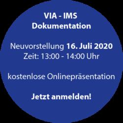 VIA-IMS-Neuvorstellung